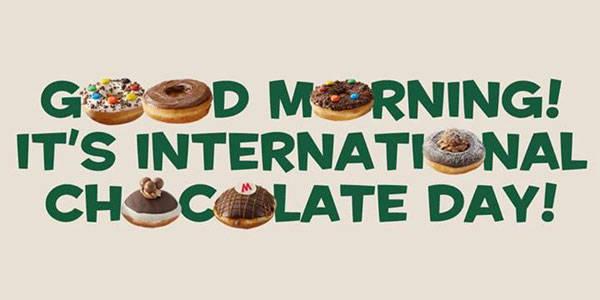 International Chocolate Day