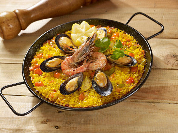 Fish and Co. Paella