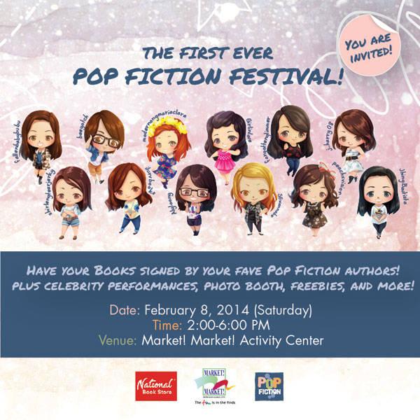 Pop Fiction Festival