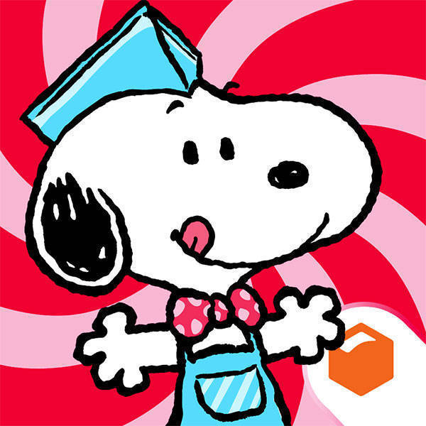 Snoopy Candy Town