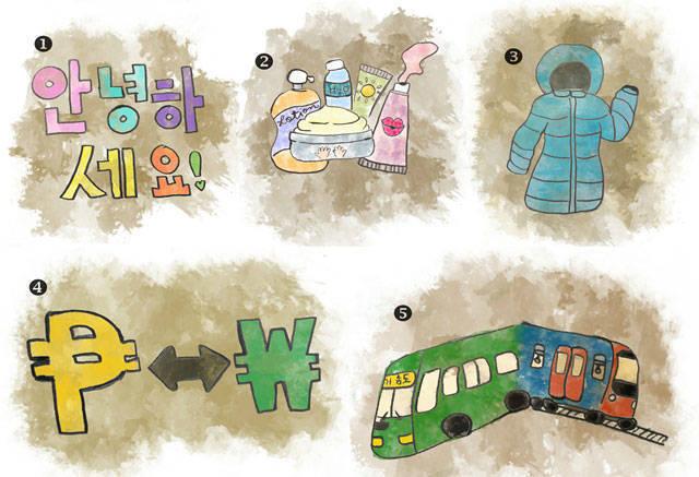 Travel Diary: Korea
