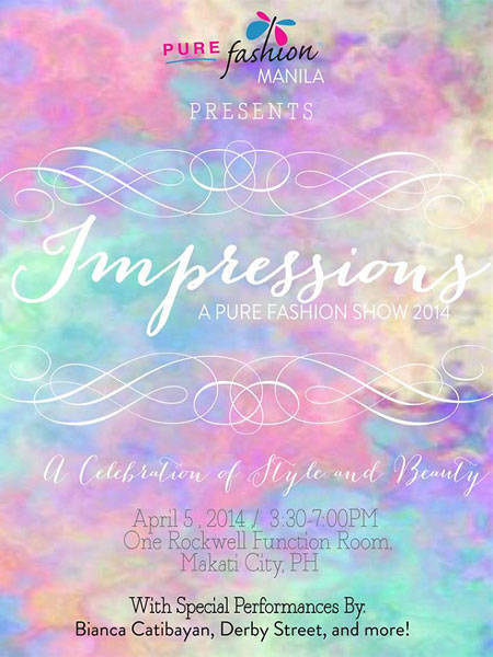Pure Fashion's Impressions