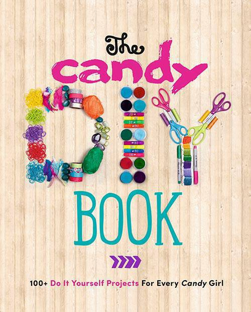 Candy DIY Book