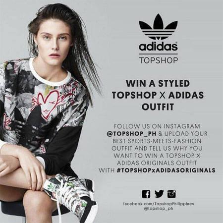 Adidas x Topshop