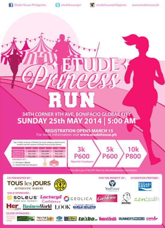Etude House Princess Run