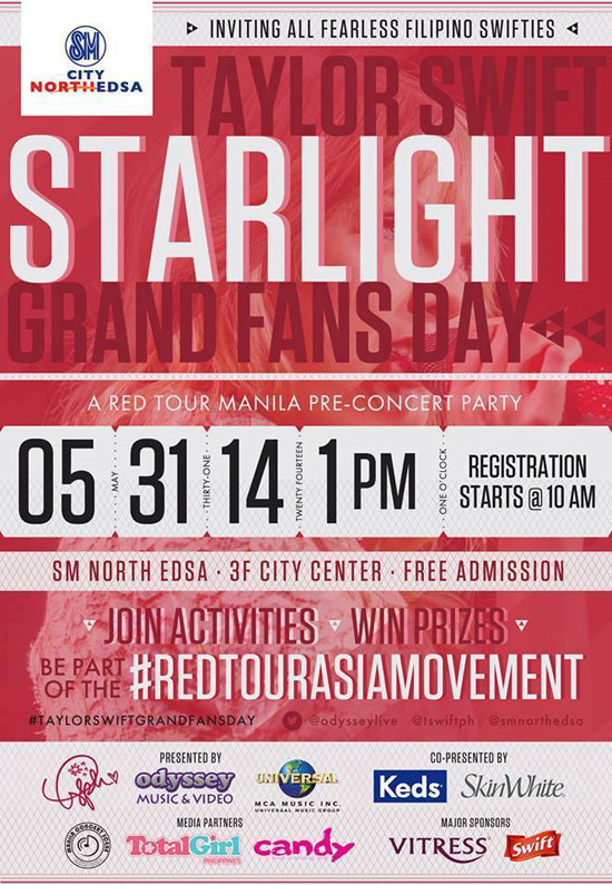 Starlight Grand Fans Day