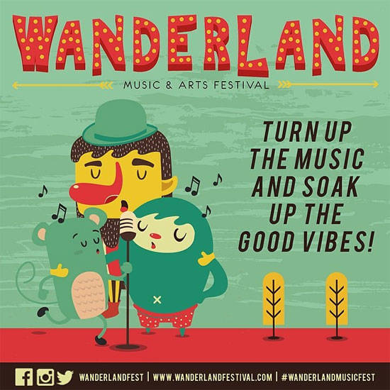 Wanderland Arts and Music Fest