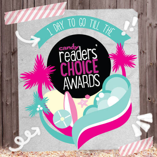Candy Readers' Choice Awards