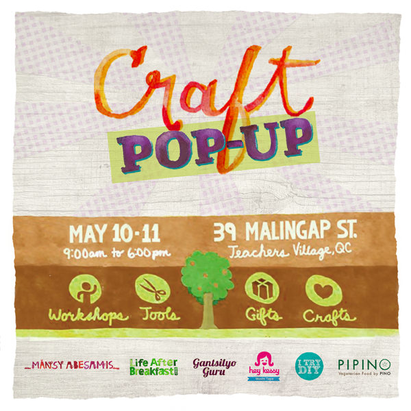 Craft Pop-Up