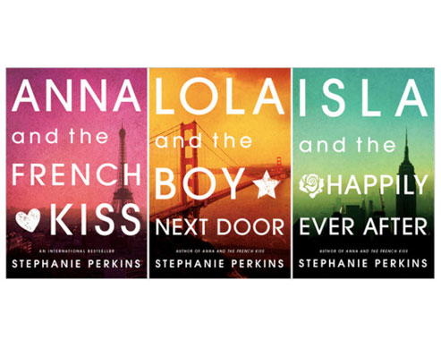 Which Stephanie Perkins Leading Lady Are You?