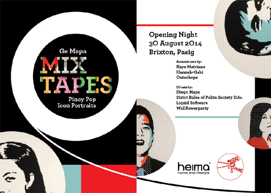 Mixtapes at Heima
