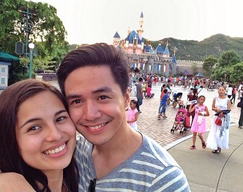 FN Link Love: Sam Concepcion And Jasmine Curtis-Smith From Real To Reel-Life Sweethearts