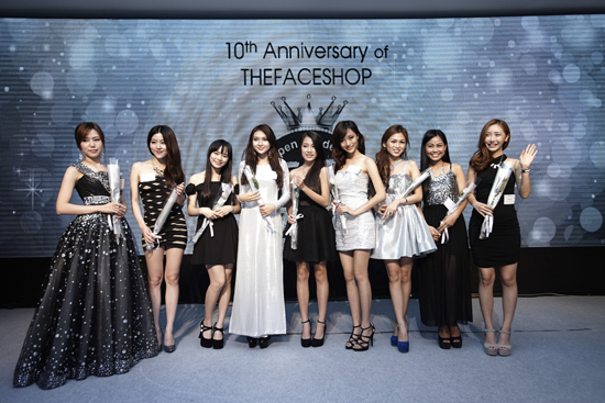 The Face Shop Top Girl