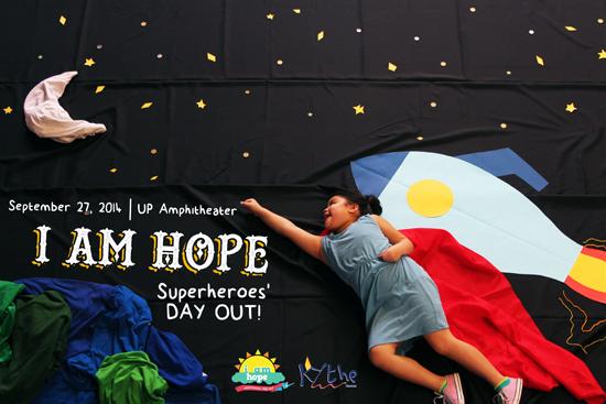 Kythe-Ateneo's I Am Hope 2014
