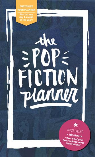 Pop Fiction Planner