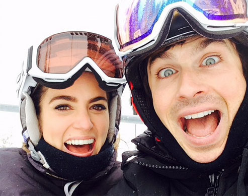 From Our Sister Sites: Nikki Reed Gushes About Ian Somerhalder