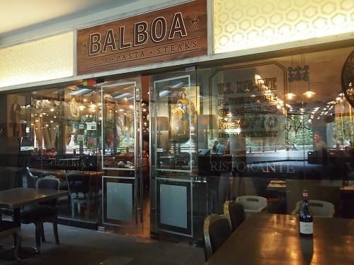 Balboa Greenbelt 3 entrance