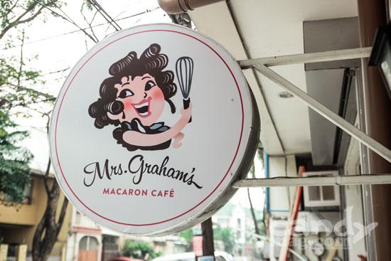 Mrs. Graham's Macaron Cafe