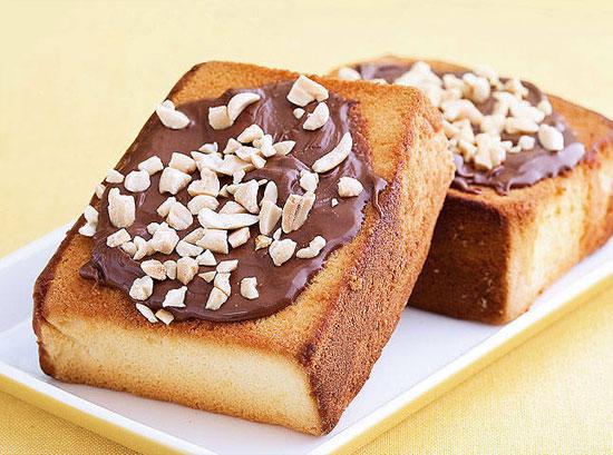 Crispy Butter Cake
