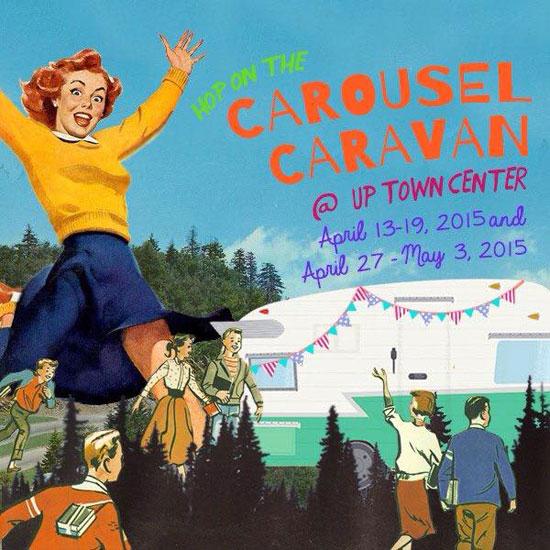 Carousel Caravan