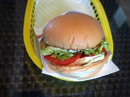 Cali Chicken Burger