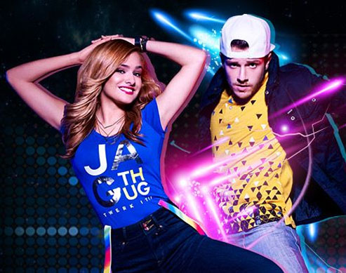 Meet Chachi Gonzales and Misha Gabriel at the World Dance Off Finals