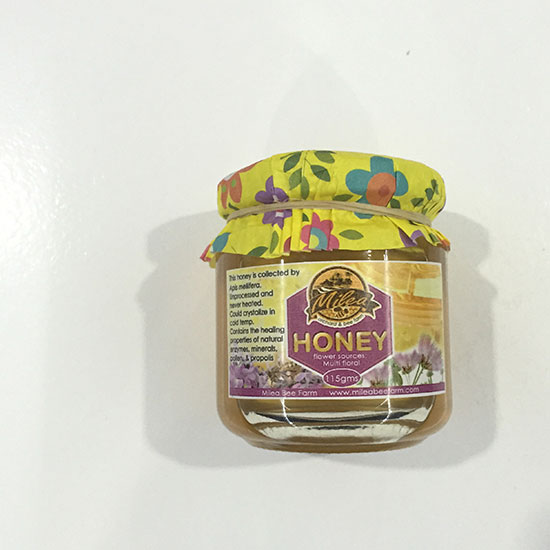Milea Bee Farm Honey