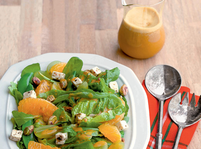 Orange and Arugula Salad