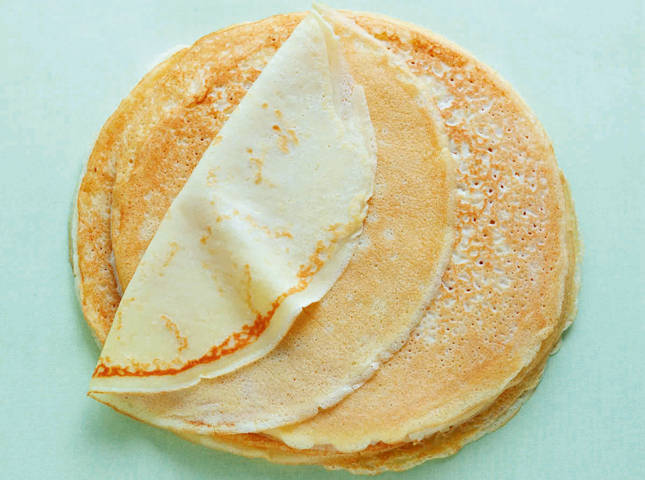 Basic Sweet Crepes