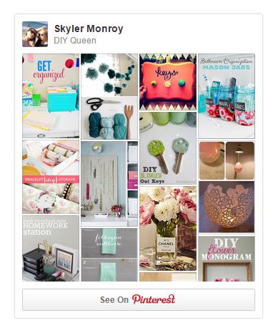 Pinterest board 5