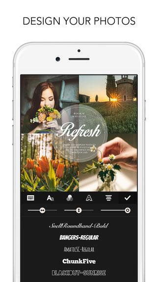 Kawaii Photo Editing App - Rookie Cam
