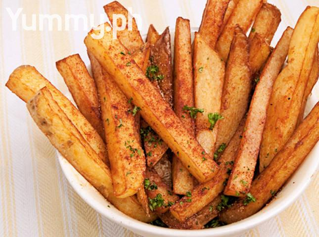 Super Simple Classic Hand-cut Fries