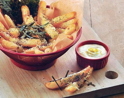 12 Chips, Fries, and Other Easy-to-Make Snacks