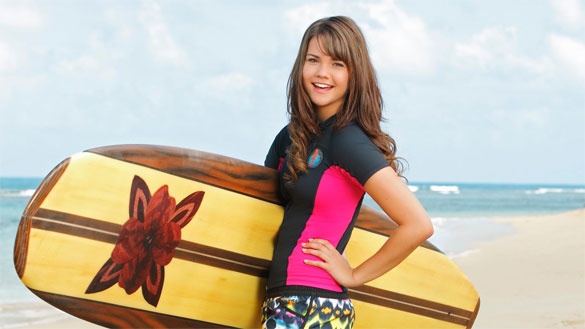 Maia Mitchell in Teen Beach Movie