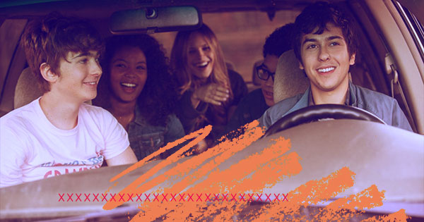 still from Paper Towns