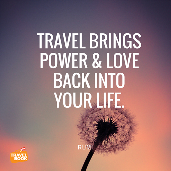 Travel Quotes from TravelBook.ph