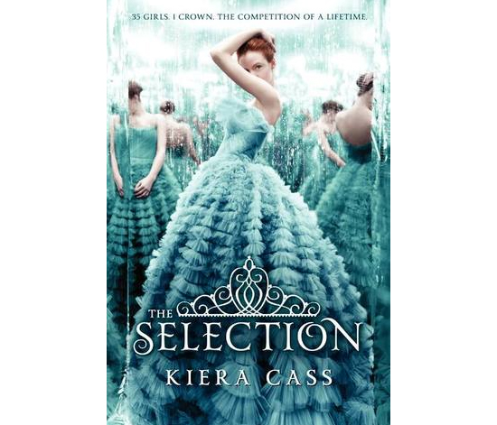 The Selection by Kiera Cass: America and Marlee