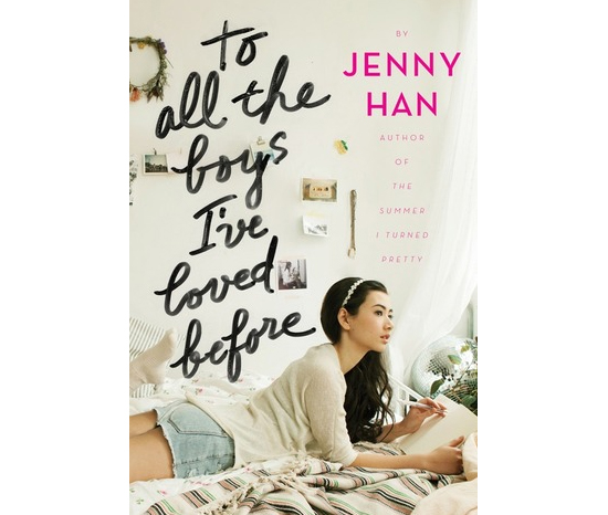 To All The Boys I've Loved Before by Jenny Han: Lara Jean and Margot