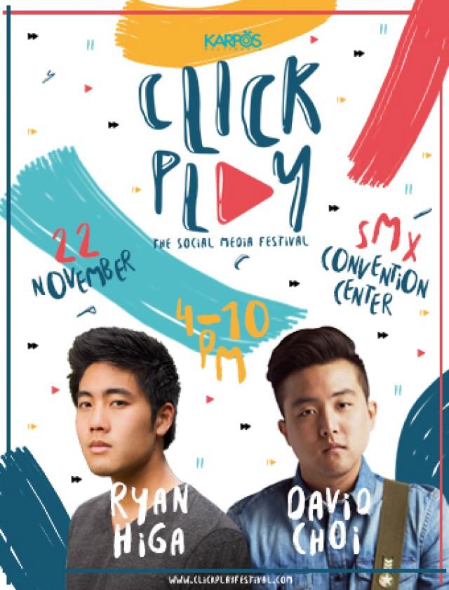 Click Play Social Media Festival