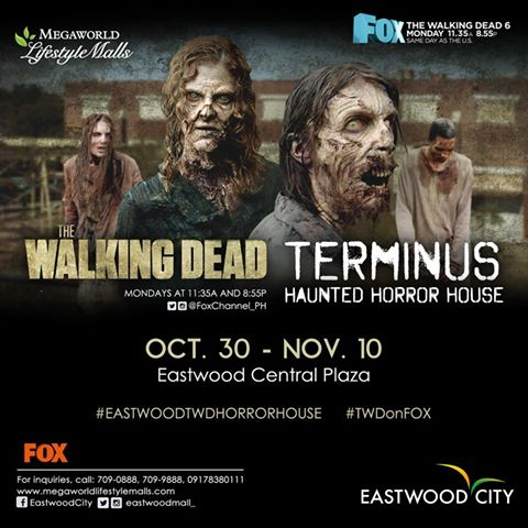Walking Dead: Terminus Haunted House