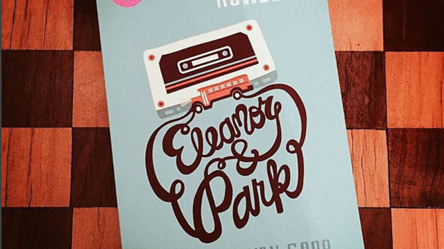22-Year-Old Filipina Risa Rodil Designed an Eleanor & Park Book Cover