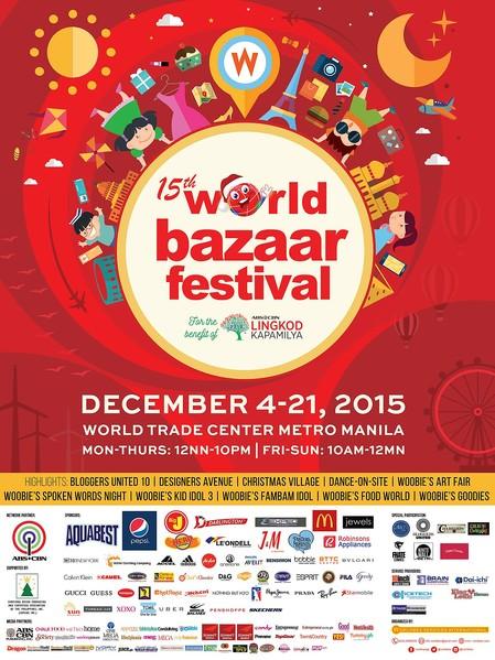 15th World Bazaar