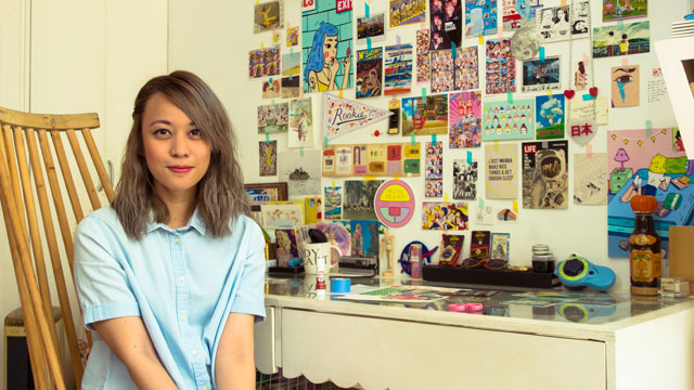 Everything Handmade: Reese Lansangan and Her Collages