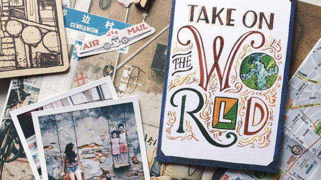 Here's How You Write About Your Travel Adventures
