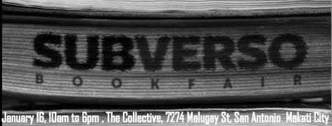 Subverso Book Fair