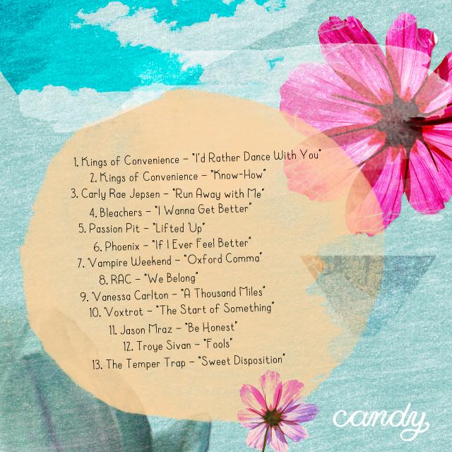 First Date Playlist