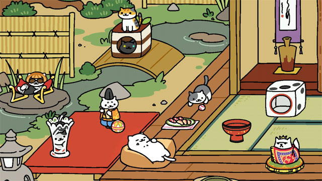If You're Obsessed with Neko Atsume, You Need To Download These Adorable Games
