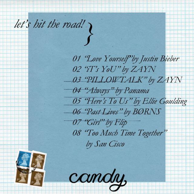 Ask Candy Playlist