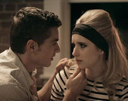 Emma Roberts and Dave Franco Star in a Music Video