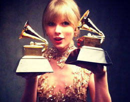 Adele, Taylor Swift, Kanye West Conquer 2012 Grammys